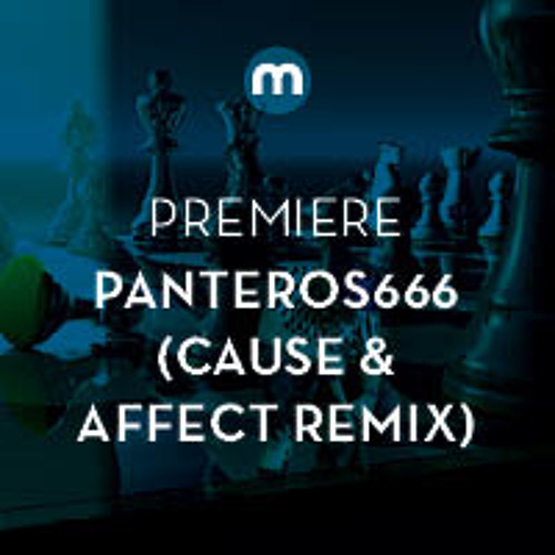 Premiere: Panteros666 'Baby F-16' (Cause & Affect Remix)