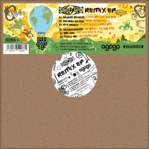 Savages Y Suefo ft. Gábos Barna & Maszkura - Tequila Man (Jan Pyroman Remix)
