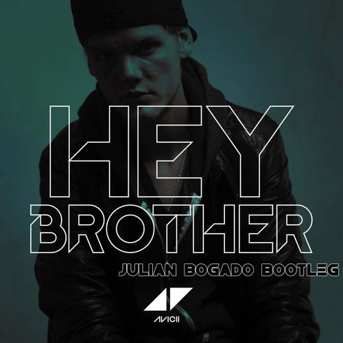 Avicii - Hey Brother (FTampa Remix) Vs Hardwell, MAKJ (Julian Bogado Bootleg)