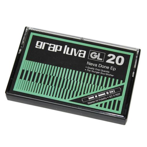 Grap Luva - Neva Done (Full Tape Rip MP3)