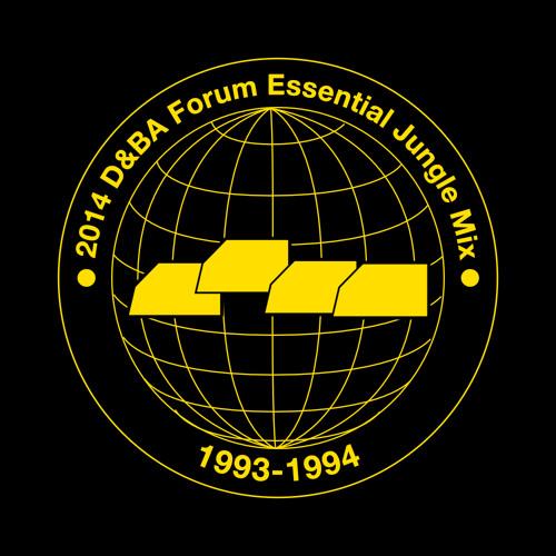 The 2014 D&BA Forum Essential Jungle Mix 93-94
