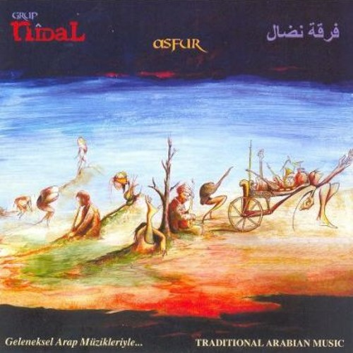 Ensemble Nîdal - Gal Ayn Bünayyati