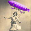 Purple Johnson Blimp Situation: Unplugged