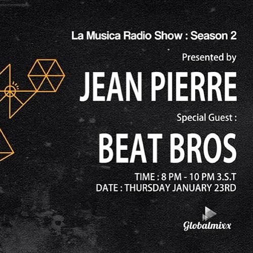 Jean Pierre Presents La Musica Radio Show - January 2014