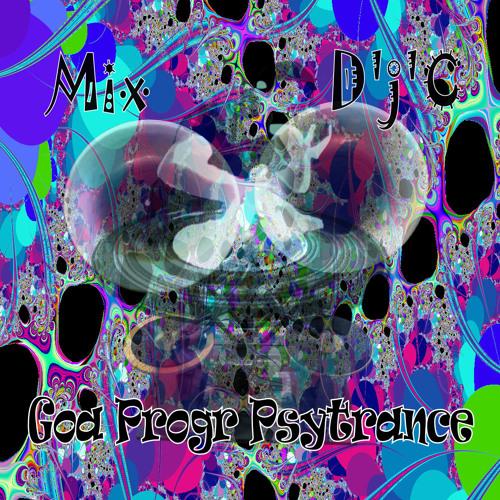 Mix D'J'C - Goa Progr Psytrance - 24 01 2014 . Wav