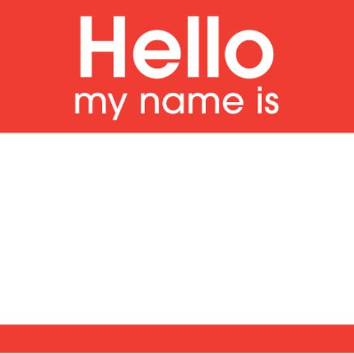 Gimme A Name