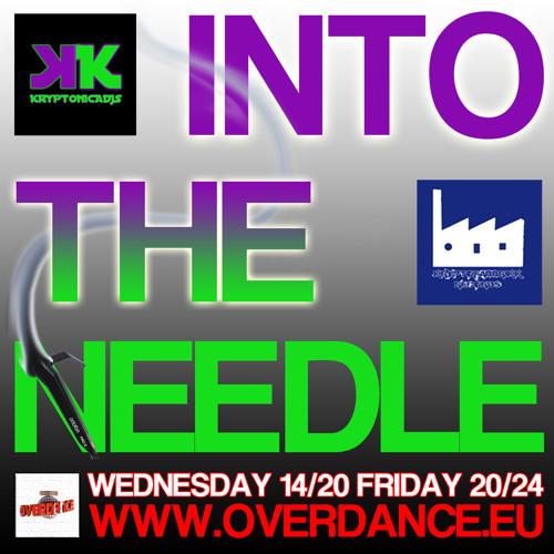 RADIOSHOW 24-01-2014 INTO THE NEEDLE BY KRYPTONICA DJS @WWW.OVERDANCERADIO.IT