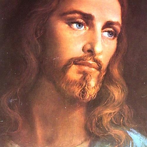Blue-Eyed Jesus
