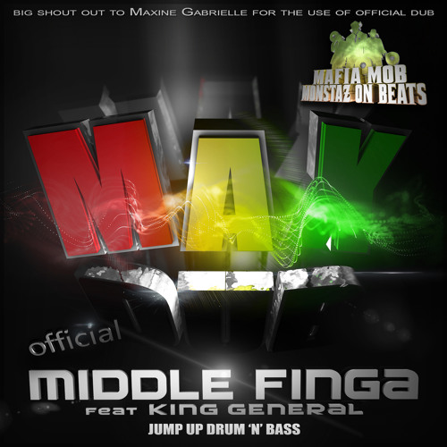 Middle Finga - Max Dub (dubplate FREE @ 2000 followers - repost)