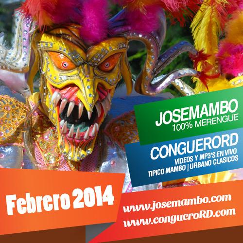 Marcos Caminero Los Carnavales Del Carnaval @JoseMambo @CongueroRD