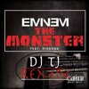 Eminem - The Monster ft. Rihanna ( TEJASWI PATNEY REMIX )