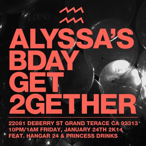 ALYSSA'S PARTY MIX