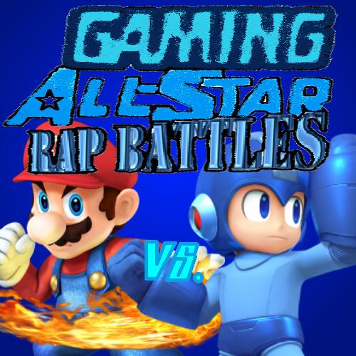 Mario Vs Mega Man- Gaming All Star Rap Battles 03