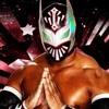 WWE -SIN CARA NEGRO (HUNICO) (BLACK) THEME ANCIENT SPIRIT