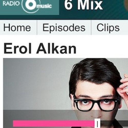 LE PEDé BPM on 6 MIX BBC Radio by EROL ALKAN