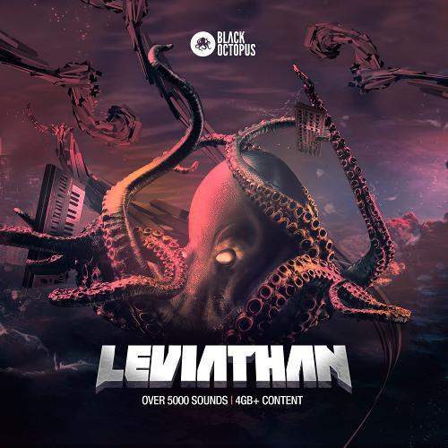 Black Octopus Sound - Leviathan (5000 sounds 4GB+) www.blackoctopus-sound.com