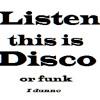 Disco Listen