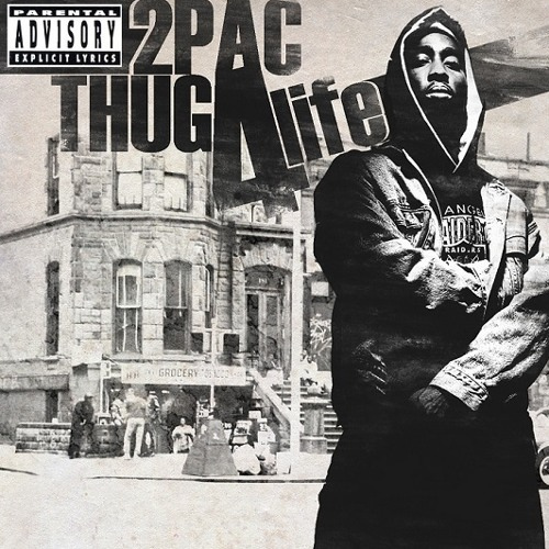2Pac, THUG LIFE - Cradle To The Grave (Official Remix) by