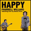 Happy by Pharrell Williams Full Band Cover using ONLY A GUITAR