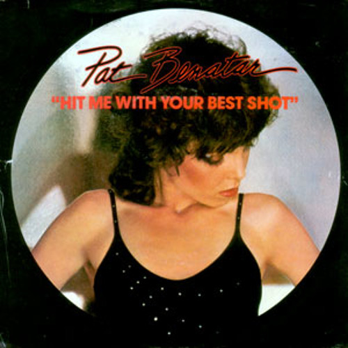 Pat Benatar - Hit Me With Your Best Shot (long lost extended version)