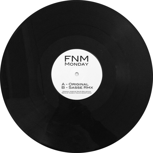 STBB06 - B- SIDE  - FNM - Monday - Sasse Remix - (Snippet)