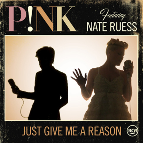 Just give me a reason - Pink (acoustic cover version) by Reiza Sunardi