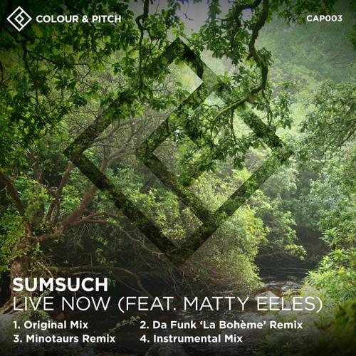 Sumsuch - Live Now feat. Matty Eeles (Da Funk's 'La Bohème' Remix)