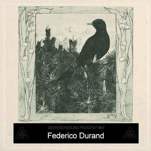 SSS Podcast #083 : Federico Durand