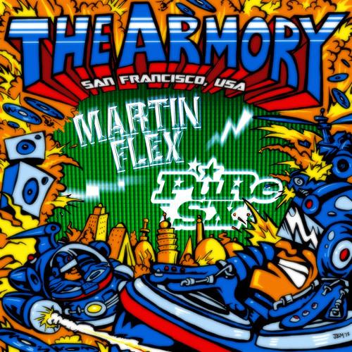 Martin Flex - Episode 020