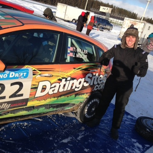 Newcomer Troy Miller Holding 2nd Place in 2WD at Sno*Drift