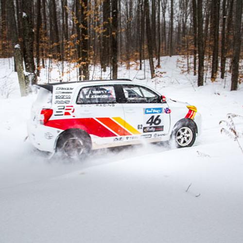Matthew Johnson on Verge of 2WD Victory at Sno*Drift