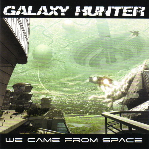 GALAXY HUNTER - SPACE SHIP ONE