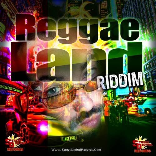 LIFE IS UP AND DOWN (Unreleased) / MEHDITATION / REGGAE LAND RIDDIM - STREET DIGITAL RECORDS