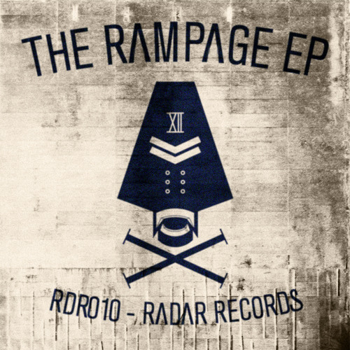Station Earth: Astral Walker - The Rampage EP (RDR010)