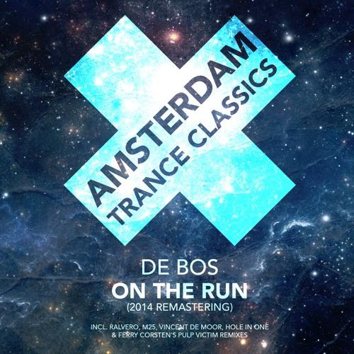 De Bos - On The Run (Ralvero Get Down Remix (Remastering 2014))