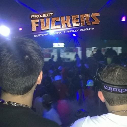 Tujamo - Hey Mister FUCKERS PLAYING LIVE @SEVEN