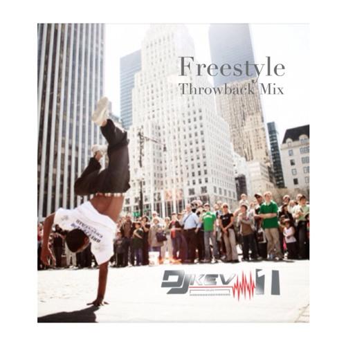 DJ Kev.1 - OLD SCHOOL FREESTYLE Throwback Mix pt.1