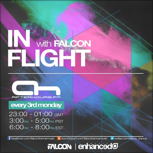 In Flight With Falcon 003