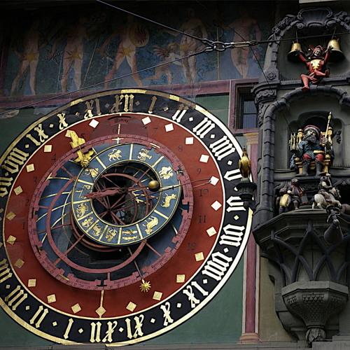 Astro-Clock- Toreo
