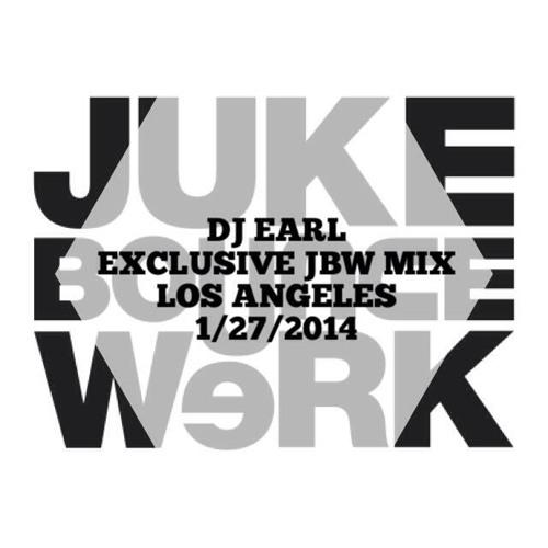 DJ EARL TEKLIFE / JBW EXCLUSIVE MIX LOS ANGELES 1/27/14