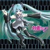 Hatsune Miku (Dark) - Wave