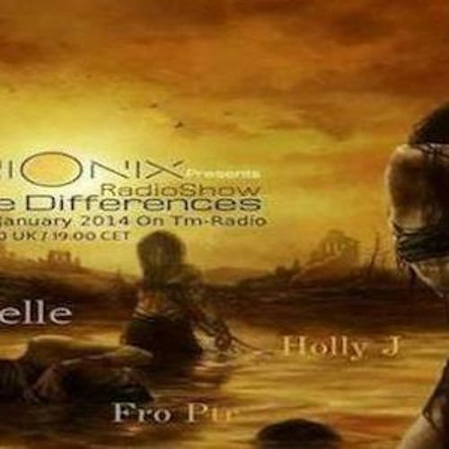 Holly J * Time Differences 114 TM Radio with Ani Onix - Girl Power Special * 1.26.14