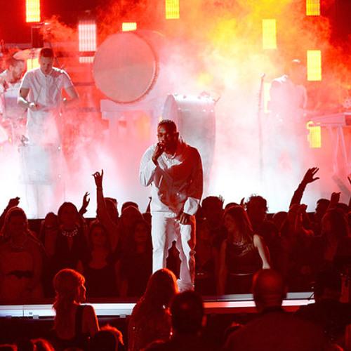 Kendrick Lamar X Imagine Dragons LIVE @ Grammys 2014