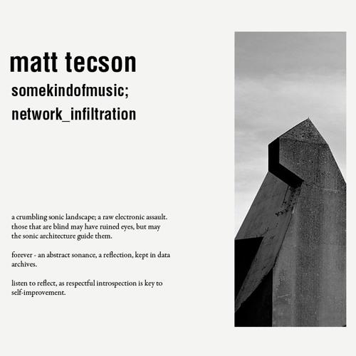 SKMB Guest Mix - Matt Tecson Infiltration