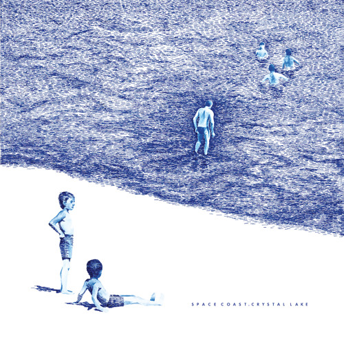 GVRLP005 — Space Coast — Crystal Lake LP (2xLP, 2xCD, Digital) [preview]
