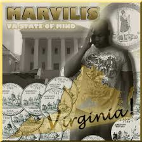 VA STATE OF MIND - MARV(@MARVILIS757) Prod. by SlycenDyce NEW EXCLUSIVE MUSIC (FREE DOWNLOAD)
