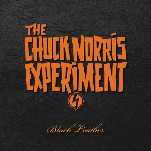 CHUCK NORRIS EXPERIMENT Black Leather