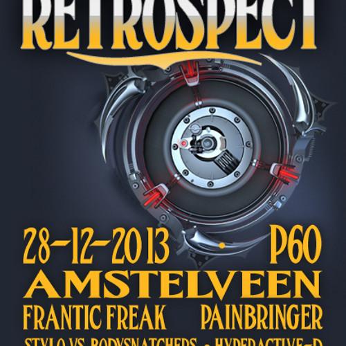 Gabber Syndrome - Retrospect 3rd Edition - 28-12-2013, P60 Amstelveen