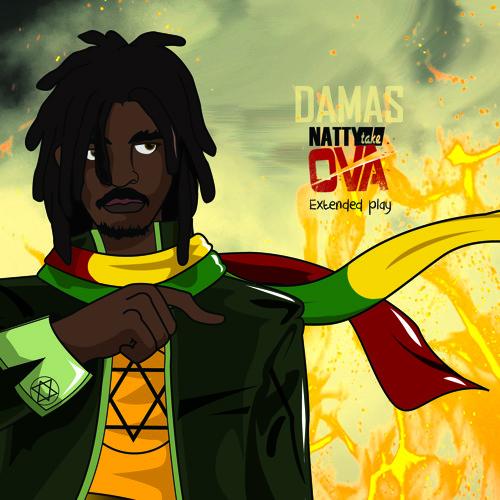 Damas - Ghetto Revolution [Album: Natty Take Ova 2013]
