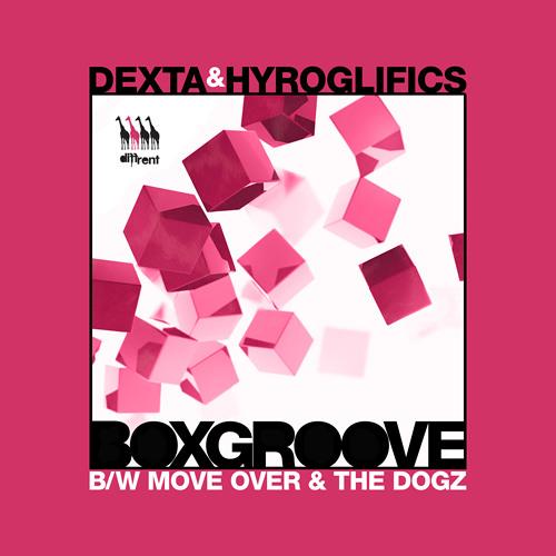 "** Out Now ** Dexta & Hyroglifics ""Boxgroove"" (DIFF021)"